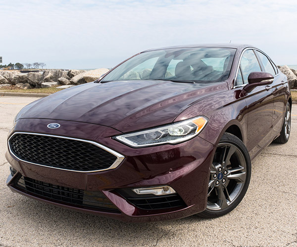 2017 Ford Fusion Sport Review: Daily Driver with a Dash of Dynamite