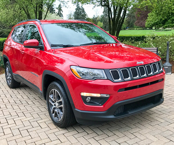 Everything You Ever Wanted to Know About the 2017 Jeep Compass