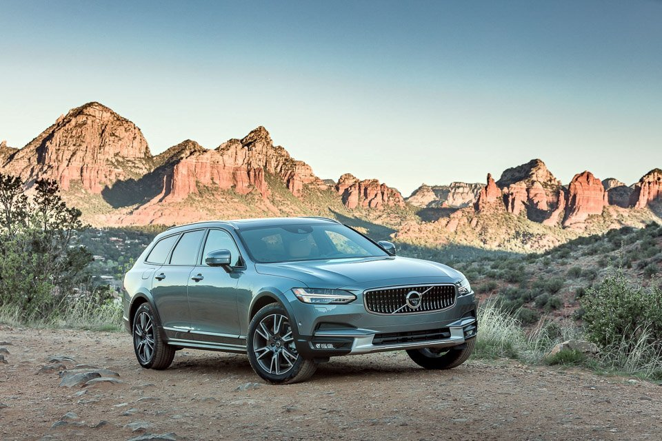 2017 Volvo V90 Cross Country First Drive: Take Your Luxury Off Road