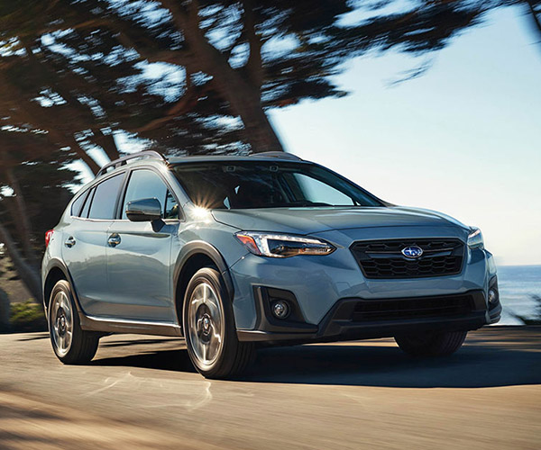 2018 Subaru Crosstrek Breaks Cover