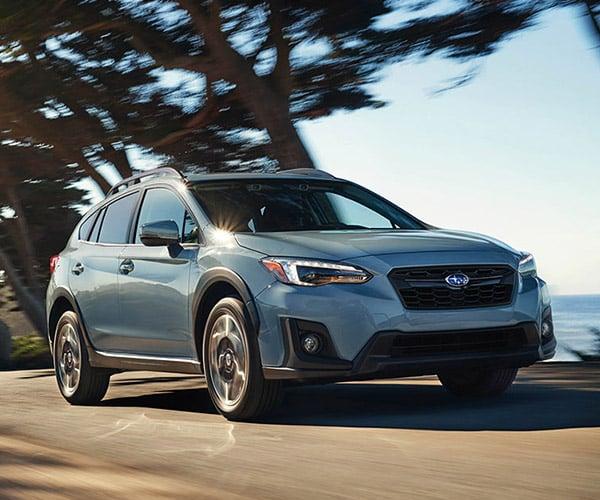 2018 Subaru Crosstrek Breaks Cover