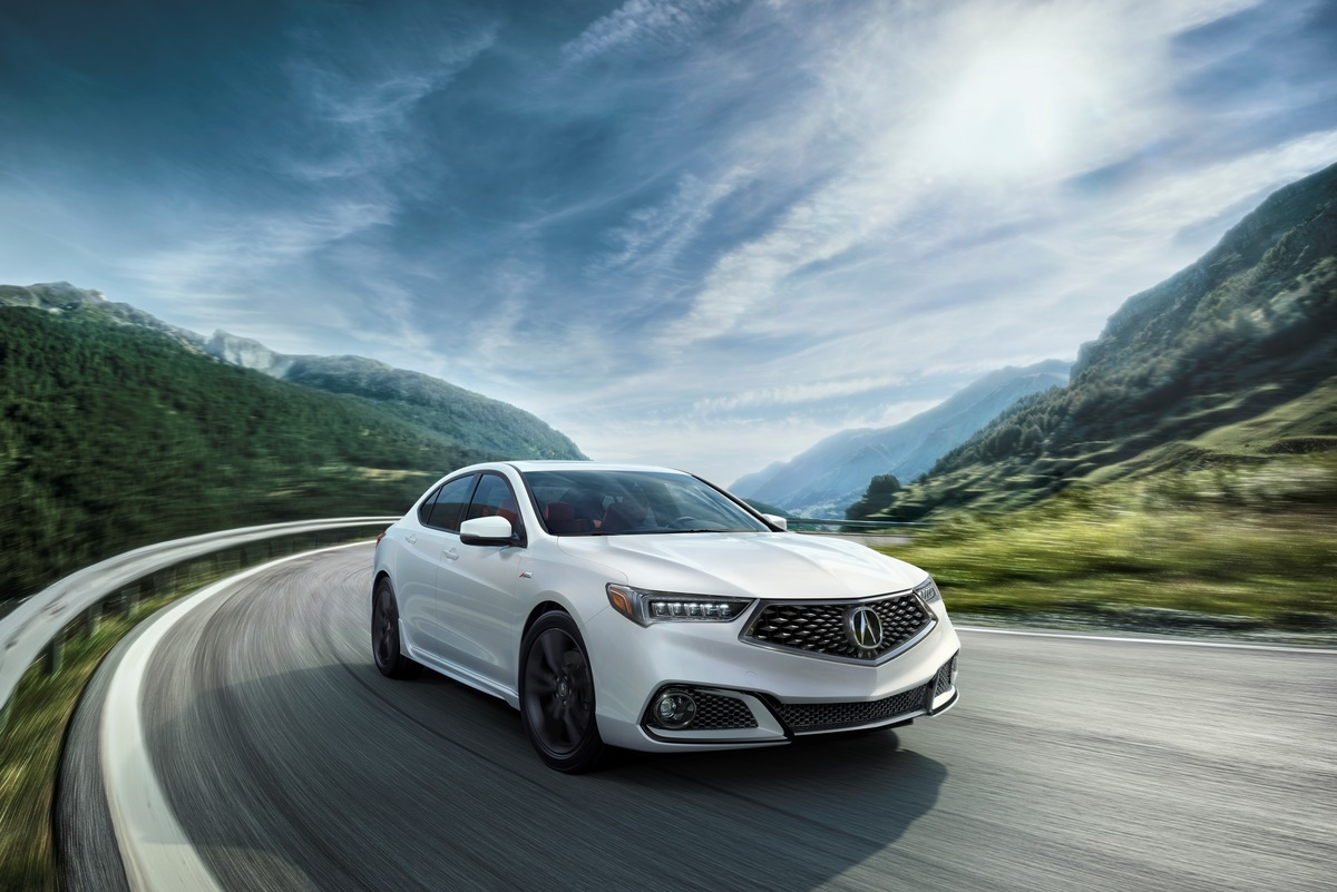 2018 Acura TLX: Precision Crafted, But What About Performance?