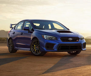 2018 Subaru WRX and WRX STI Pricing and Options Announced