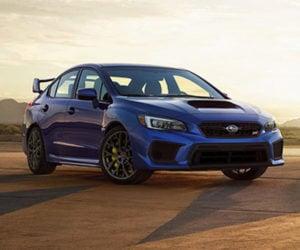 2018 Subaru WRX and WRX STI Pricing and Options Announced