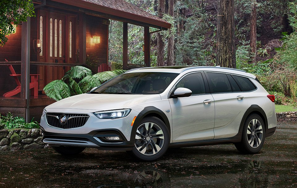 2018 Buick Regal TourX: Station Wagons Are Alive and Well ...