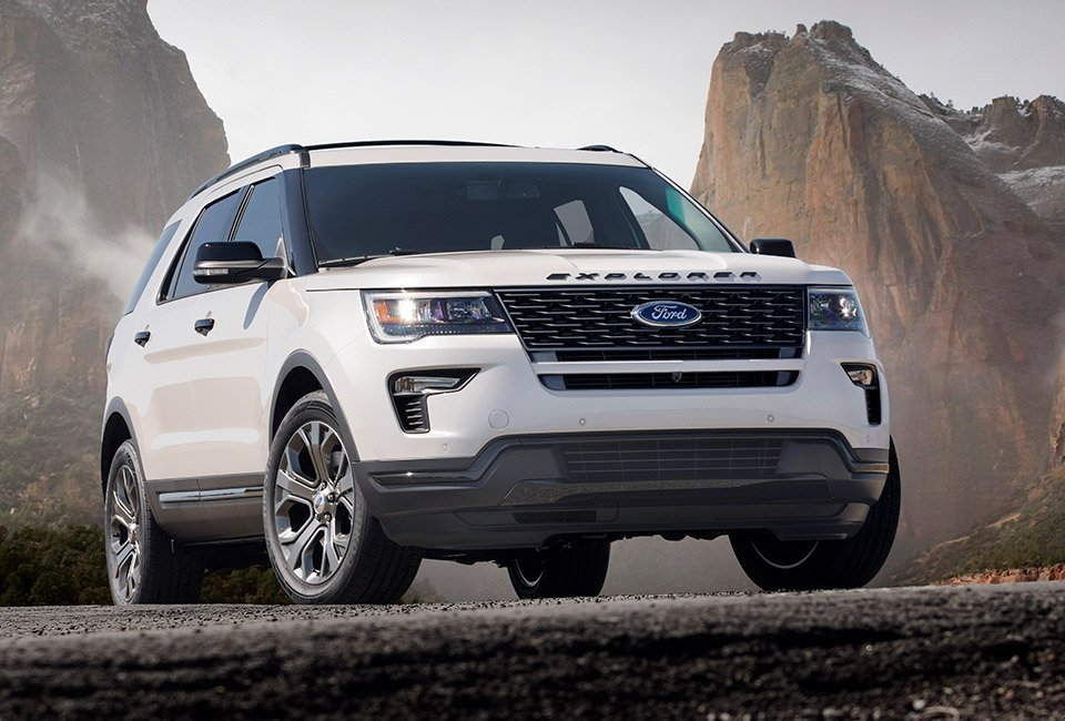 2018 Ford Explorer Gets Modest Updates