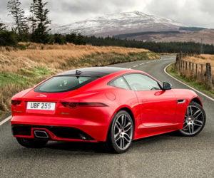 Jaguar F-TYPE Lineup Expands Again for 2018