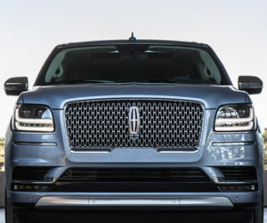 2018 Lincoln Navigator Is the Fanciest Navigator Ever
