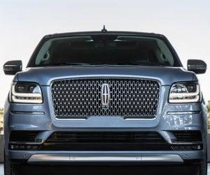 2018 Lincoln Navigator Is the Fanciest Navigator Ever