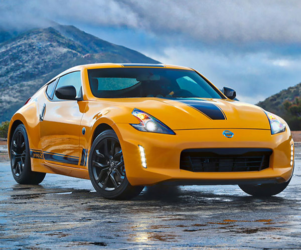2018 370Z Heritage Edition Is Nissan's Bumblebee