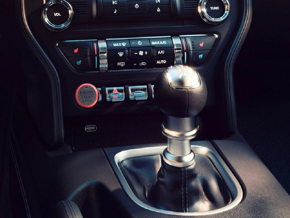 Pulsing Push Buttons and Pony Hearts, Ford Mustang Style