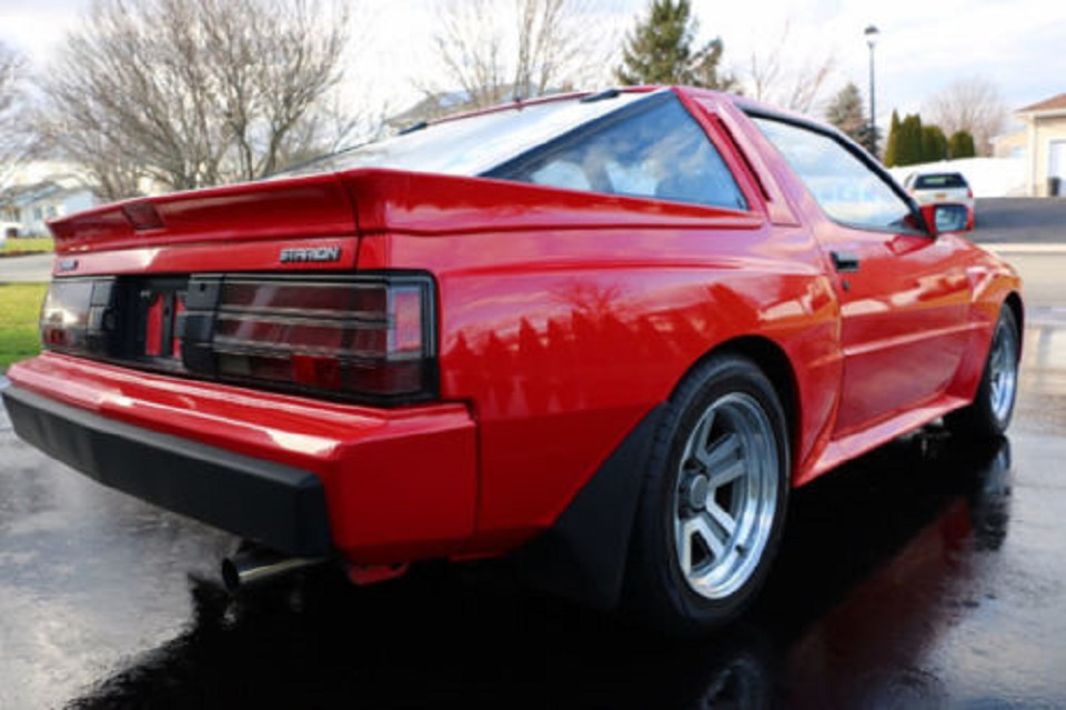 starion sale for esi mitsubishi r collectible digestible