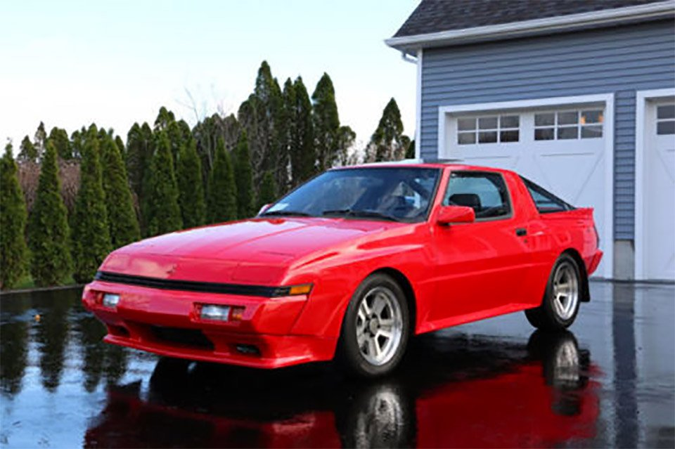 cars vehicles for sale low lane mitsubishi starion res fast classic