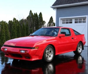 Find of the Day: 1987 Mitsubishi Starion ESI-R Turbo for Sale