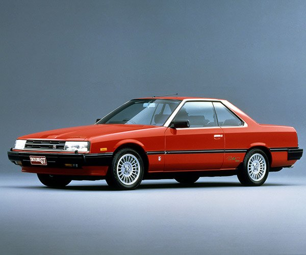 Newman's Own Nissan Skyline: Japanese Made, American Approved