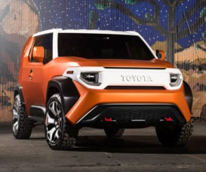 """Toyota FT-4X Concept: For the """"Casualcore"""" Lifestyle"""