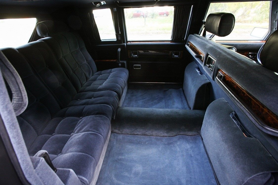 Gorbachev's $770,000 Armored Russian Presidential Limo for Sale