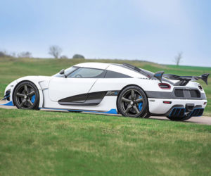 Rare Koenigsegg Agera RS Turns up at NYIAS