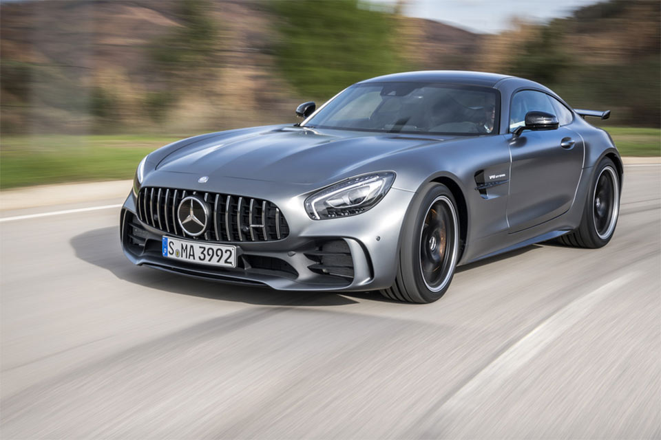Mercedes-AMG GT R U.S. Price Announced
