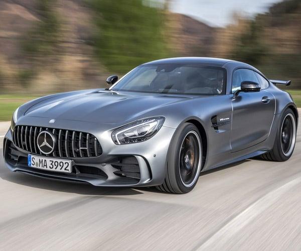 Mercedes-AMG GT R U.S. Price Announced