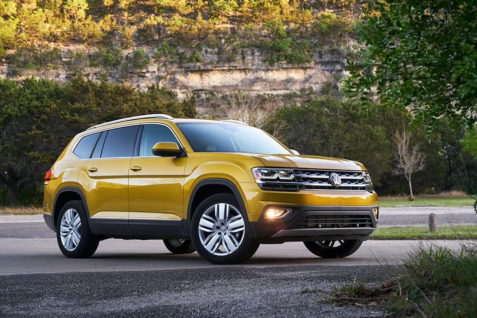 VW Announces Atlas and Tiguan to Get 6-year/72k Warranties