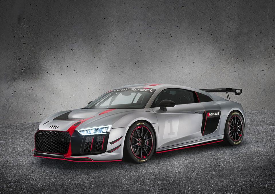 Audi R8 LMS GT4 is a Racer for Amateurs