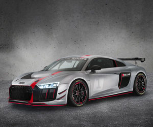 Audi R8 LMS GT4 is a Racer for Amateurs