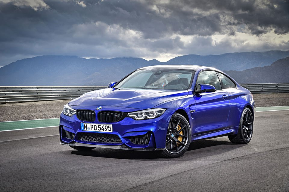 The Bmw M4 Cs Looks Ready To Rumble 95 Octane