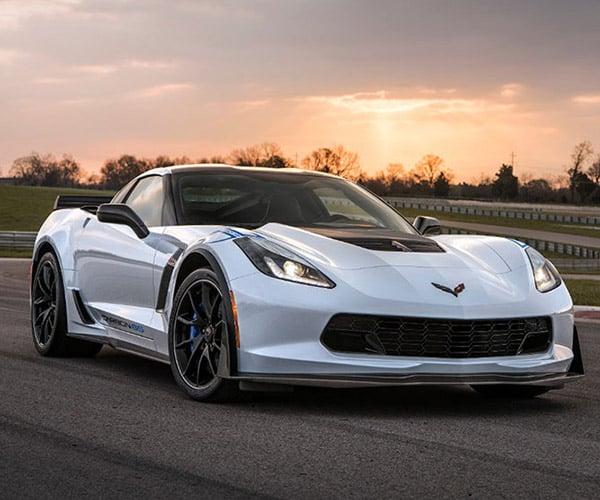 2018 Corvette Carbon 65 Edition Brings the Carbon Fiber