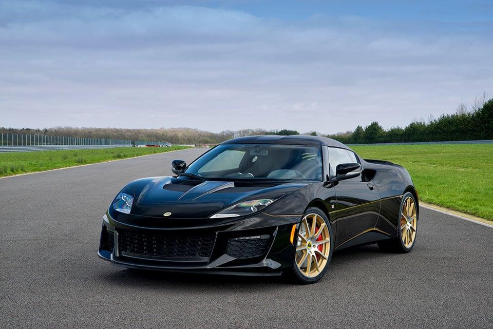 Lotus Evora Sport 410 GP Edition US Bound