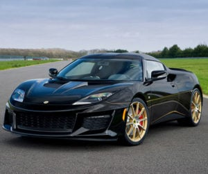 Lotus Evora Sport 410 GP Edition US Bound