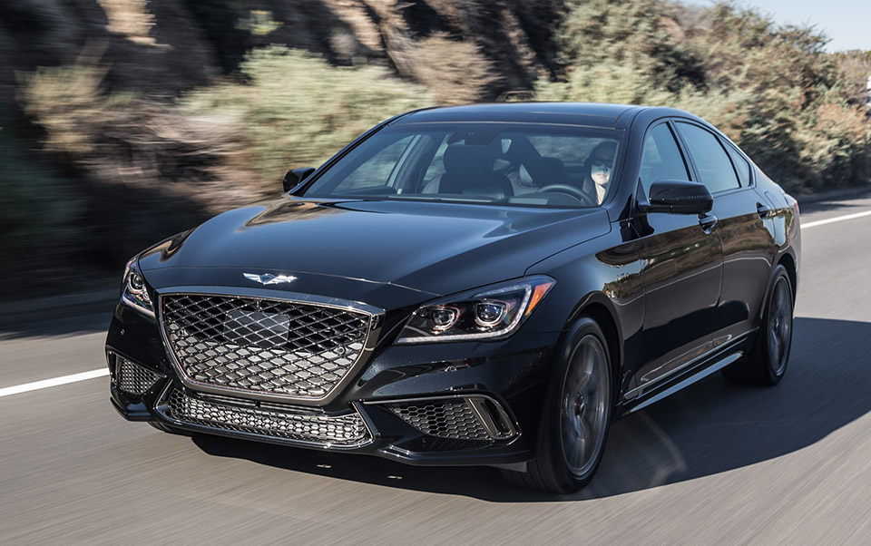 Hyundai Genesis G70 Price >> 2018 Genesis G80 Gets New V6 Turbo Sport Edition - 95 Octane
