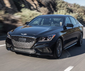 2018 Genesis G80 Gets New V6 Turbo Sport Edition
