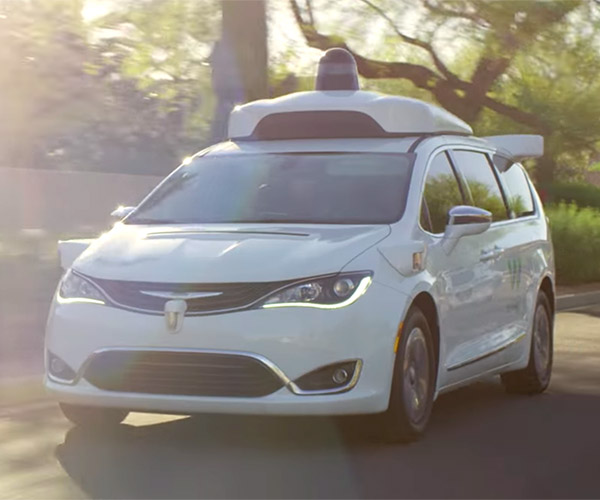 Google's Waymo Taking Passengers for a Ride in Phoenix