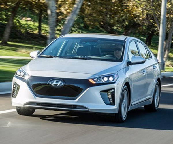 Hyundai Ioniq Unlimited+ Program Launches in California