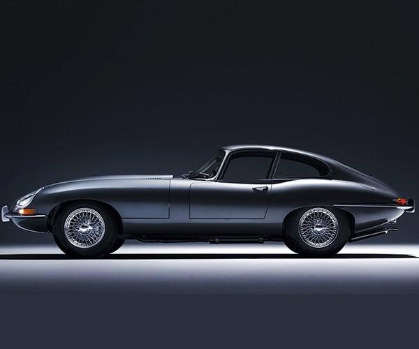 Jaguar Perfectly Restoring Classic E-Types