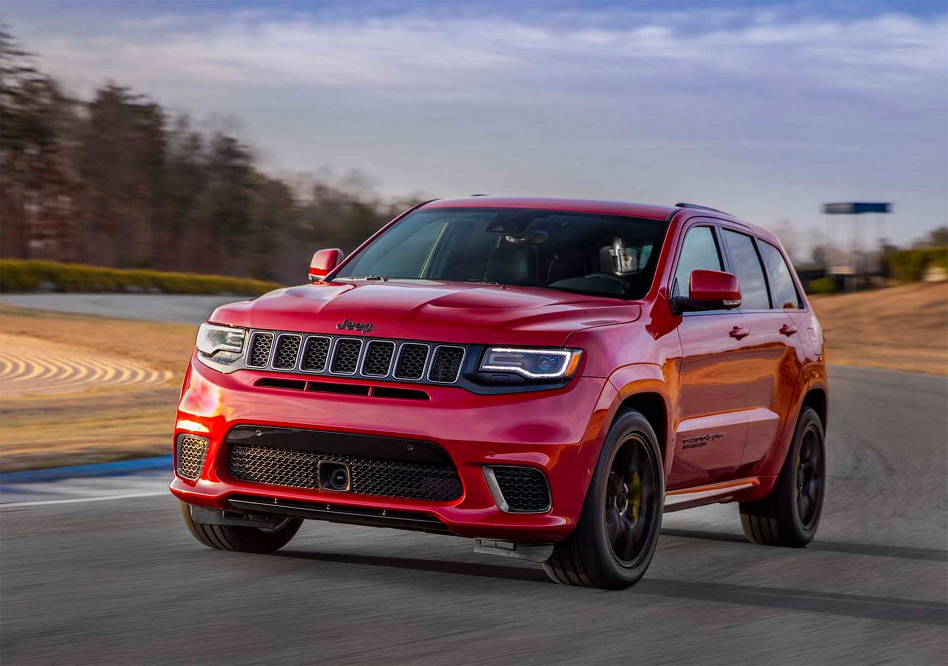 2018 Jeep Cherokee Trackhawk: Hellcat All the Things!