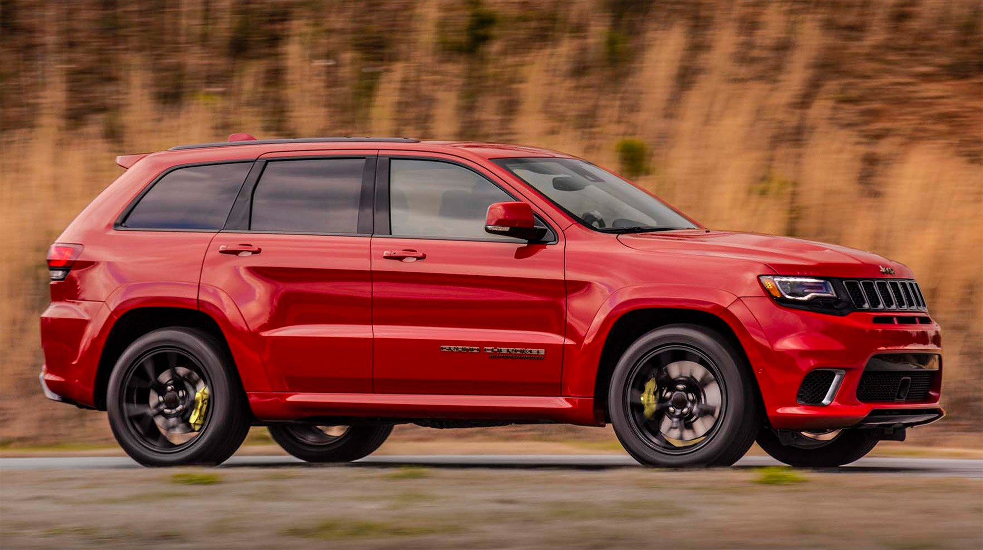 2018 jeep cherokee trackhawk hellcat all the things 95 octane. Black Bedroom Furniture Sets. Home Design Ideas