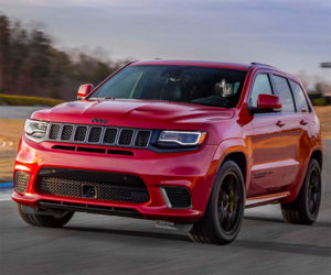 2018 Jeep Cherokee Trackhawk: Hellcat All the Things!