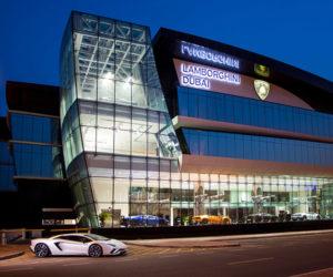 Dubai Gets Largest Lamborghini Dealership in the World