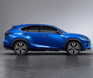 2018 Lexus NX Debuts