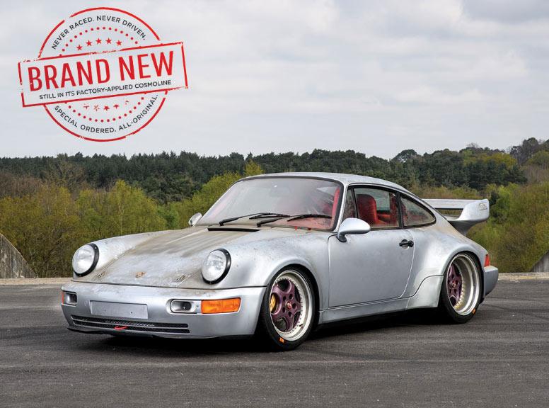 Never Driven 1993 Porsche 911 Carrera RSR 3.8 for Sale