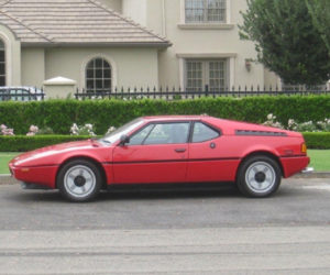 Behold! A 1980 BMW M1 with a $595,000 For Sale Sign
