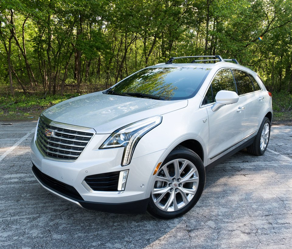 2017 Cadillac XT5 Platinum: Quiet Sophistication Meets Practicality