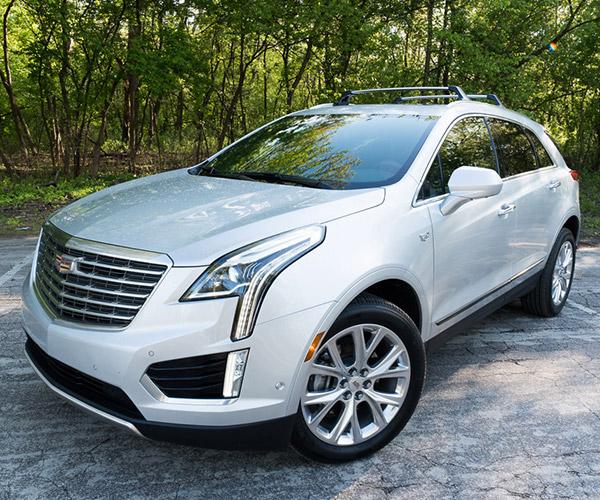 2017 Cadillac XT5 Platinum: Quiet Sophistication Meets Practicality