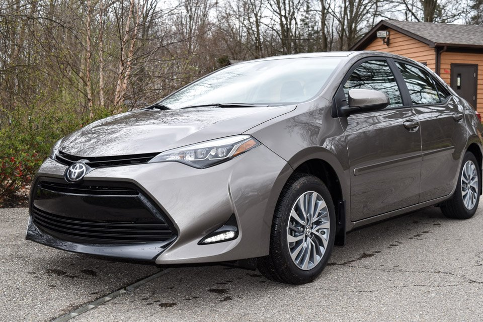 Popular 2017 Toyota Corolla XLE Review  95 Octane