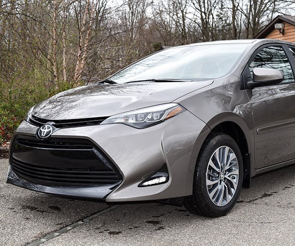 2017 Toyota Corolla XLE Review
