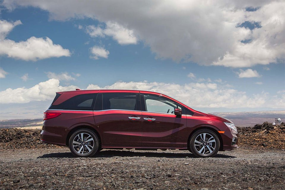 2018 Honda Odyssey Priced, Available Now