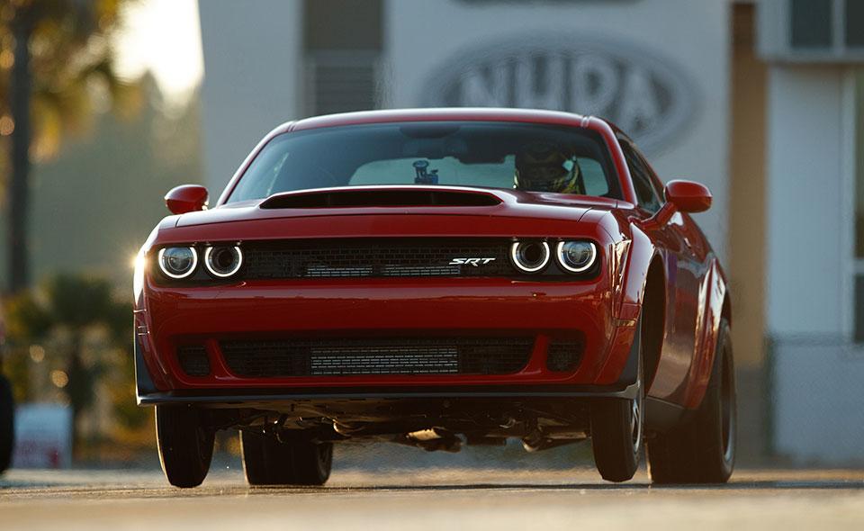 Dodge Challenger SRT Demon Price Announced
