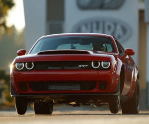 Dodge Challenger SRT Demon Price Announced